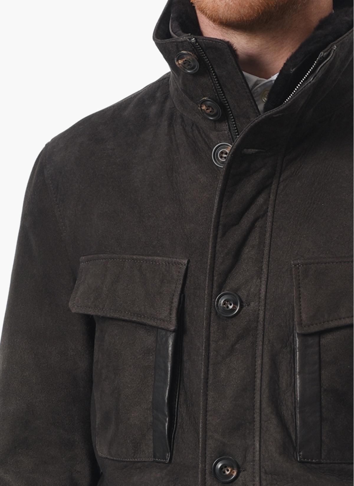 Evde bir deri ceketi nasıl pürüzsüzleştirilir